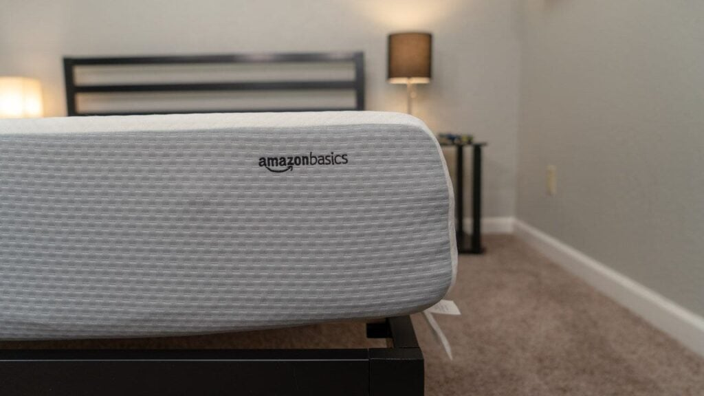 amazon basics mattress review main