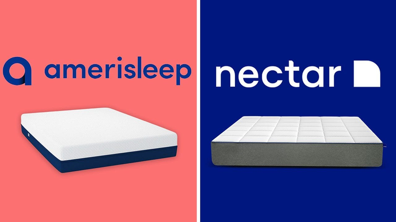 Amerisleep vs Nectar Mattress
