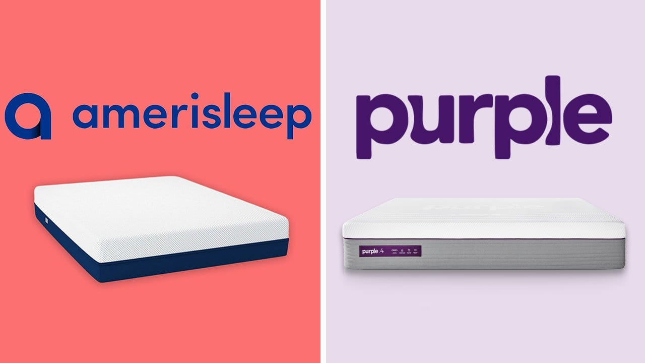 Amerisleep vs Purple Mattress
