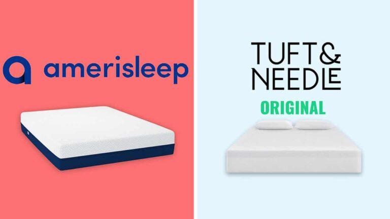 Amerisleep vs Tuft And Needle Mattress
