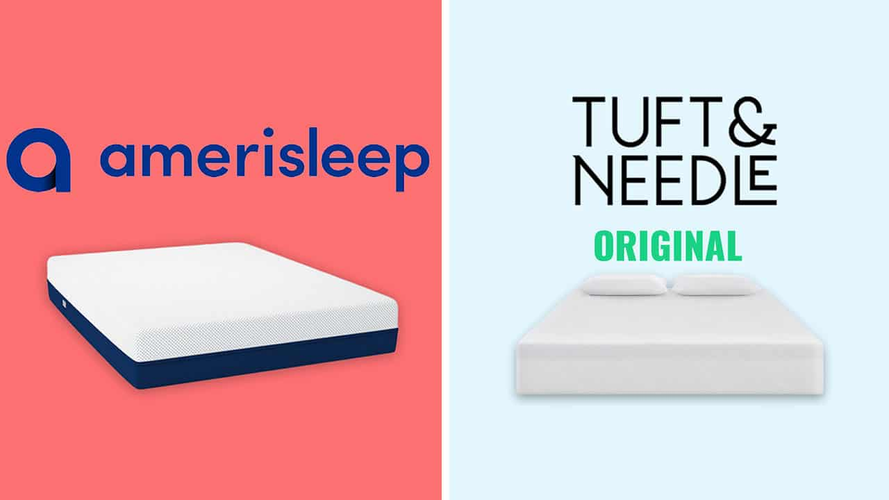 Amerisleep vs Tuft And Needle Mattress