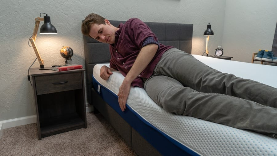 amerisleep mattress review edge support