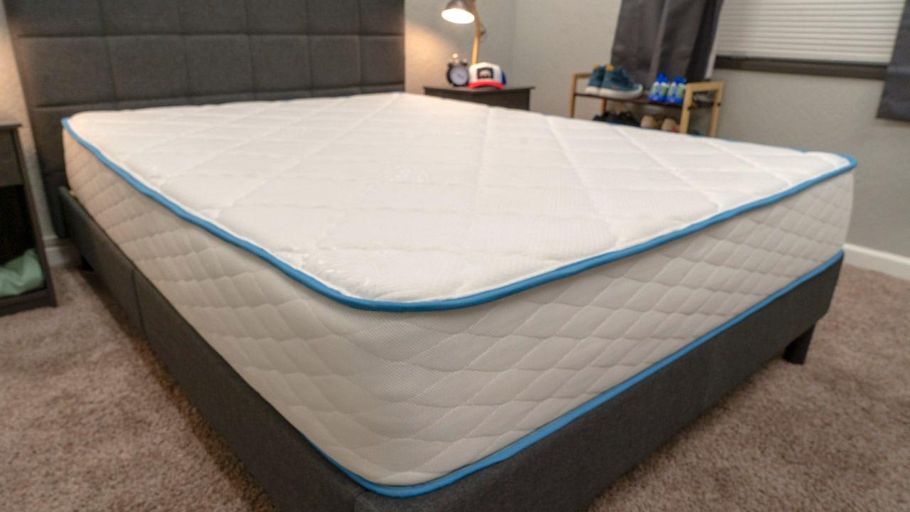 dreamfoam mattress review heavy people