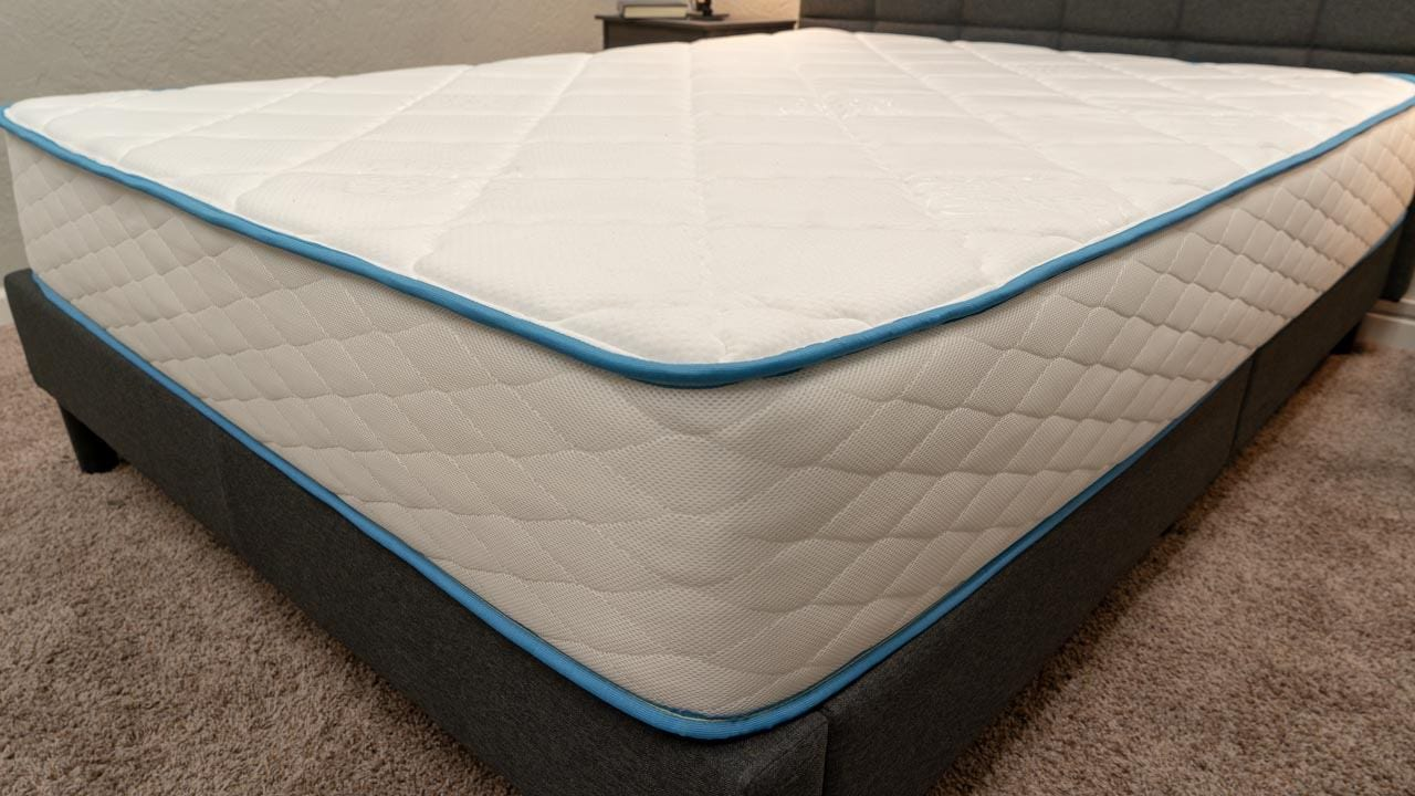 dreamfoam bedding mattress review arctic dreams bed amazon cover and cleaning