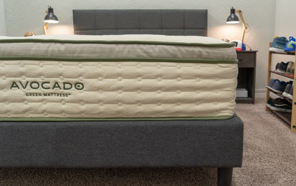 avocado green mattress review