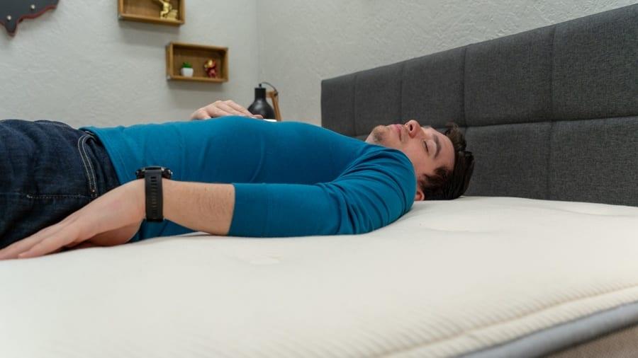 awara mattress review back sleeper