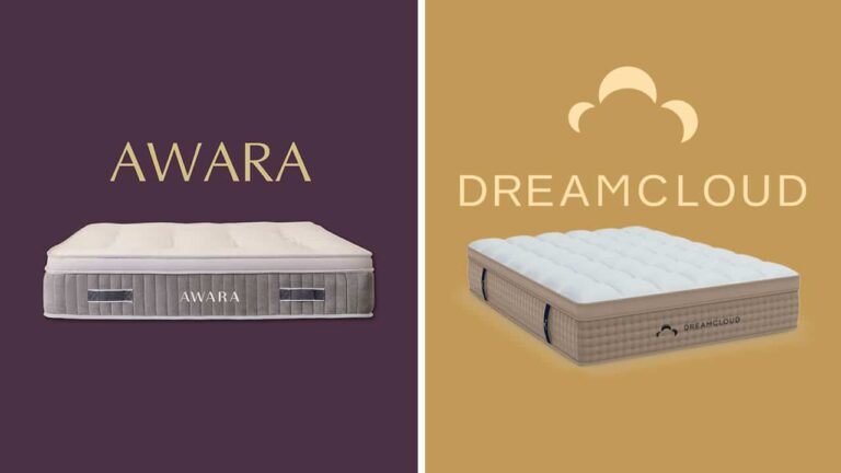 Awara vs DreamCloud Mattress