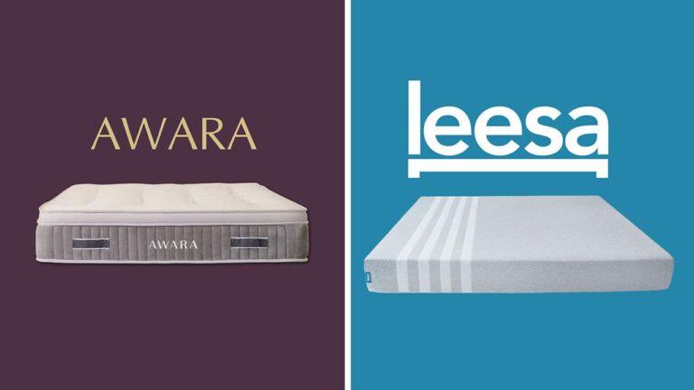 Awara vs Leesa Mattress