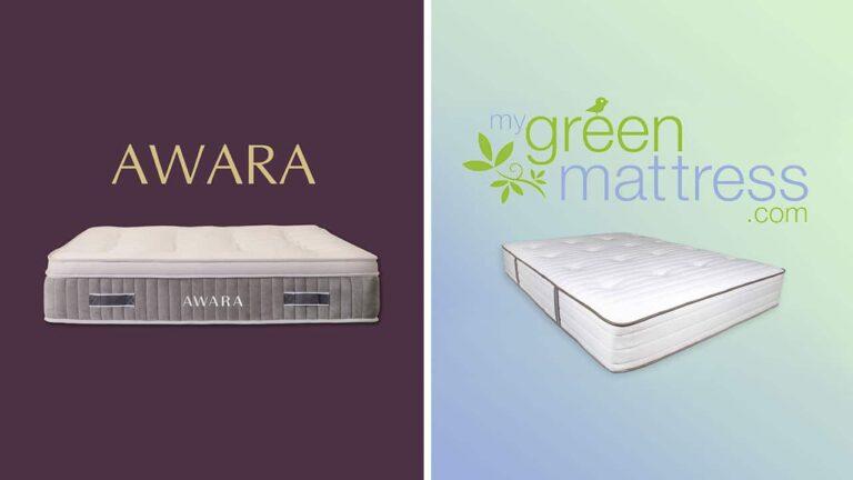 Awara vs My Green Mattress
