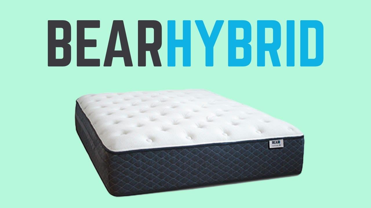 Bear Hybrid Mattress Review
