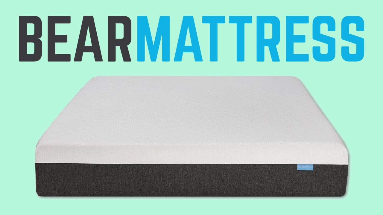 bear mattress review bed coupon deal