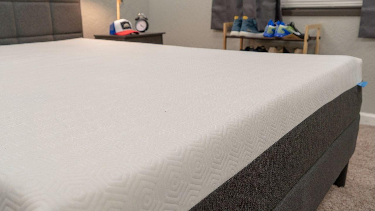 bear mattress review cover celiant