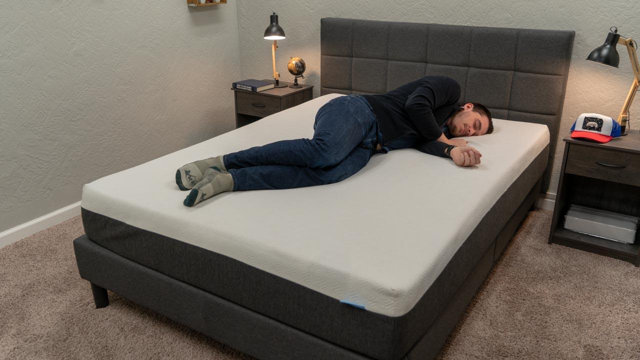 bear mattress review side sleepers
