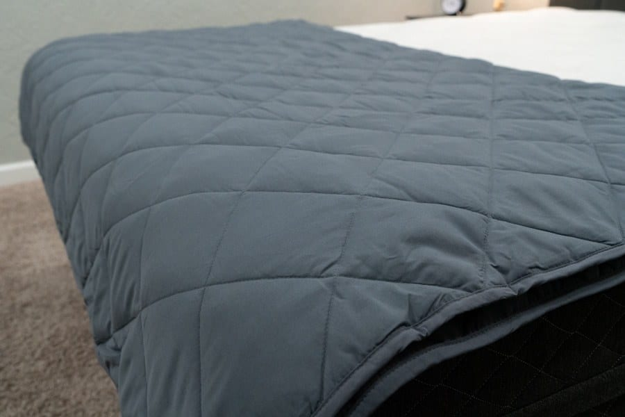Bear Weighted Blanket Review 10 Quilted Cover
