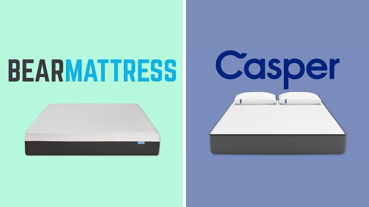 bear vs casper mattress review