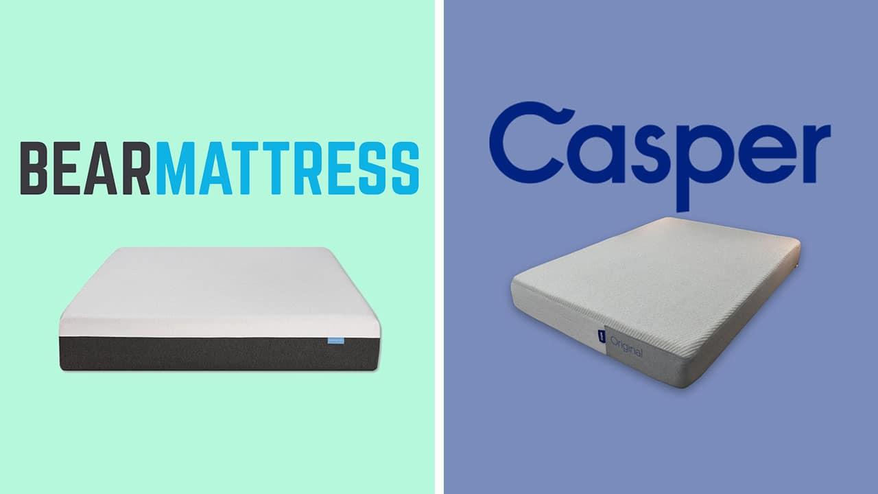 Bear vs Casper Mattress