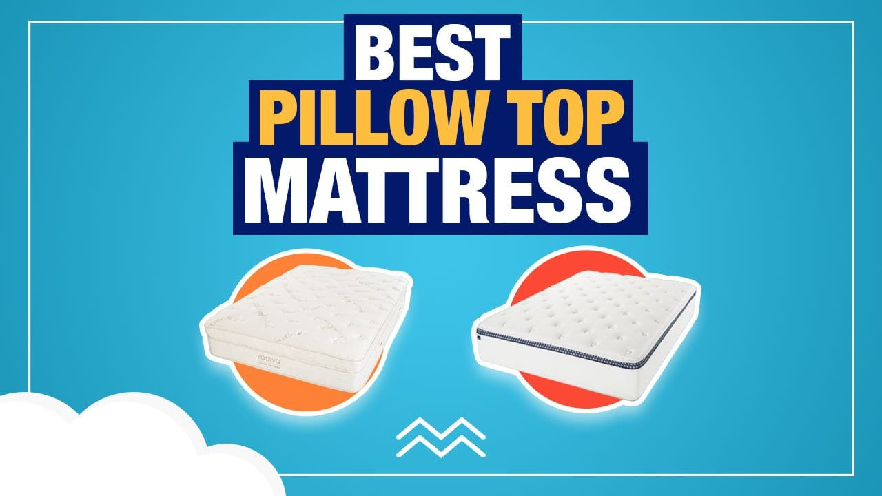best pillow top mattress reviews online bed in a box firm and plush