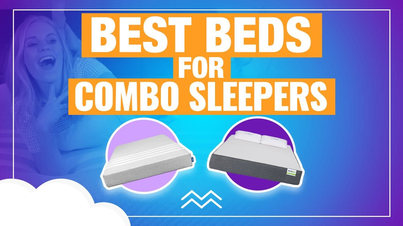 best mattress for combo sleepers