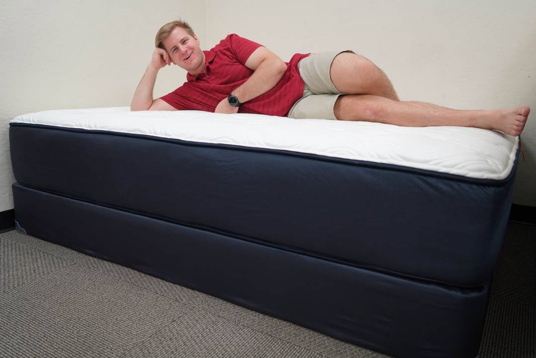 big fig mattress review foundation