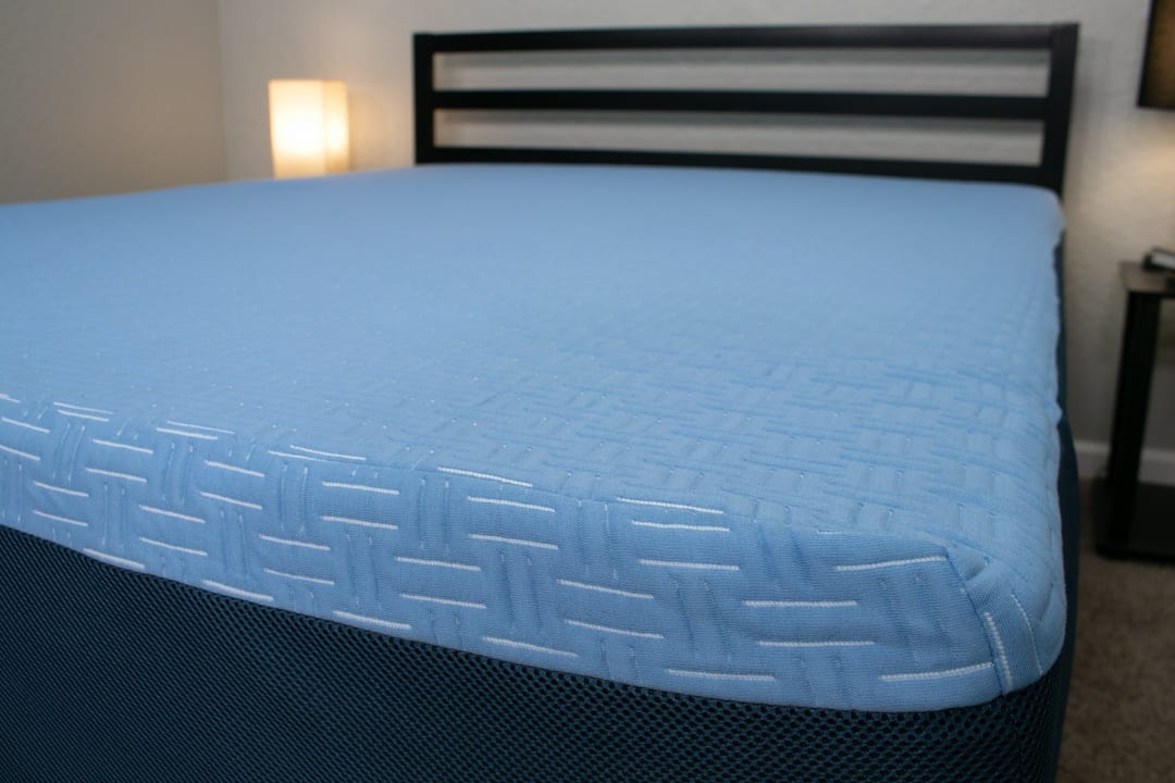 blue burrito mattress review cover and cleaning
