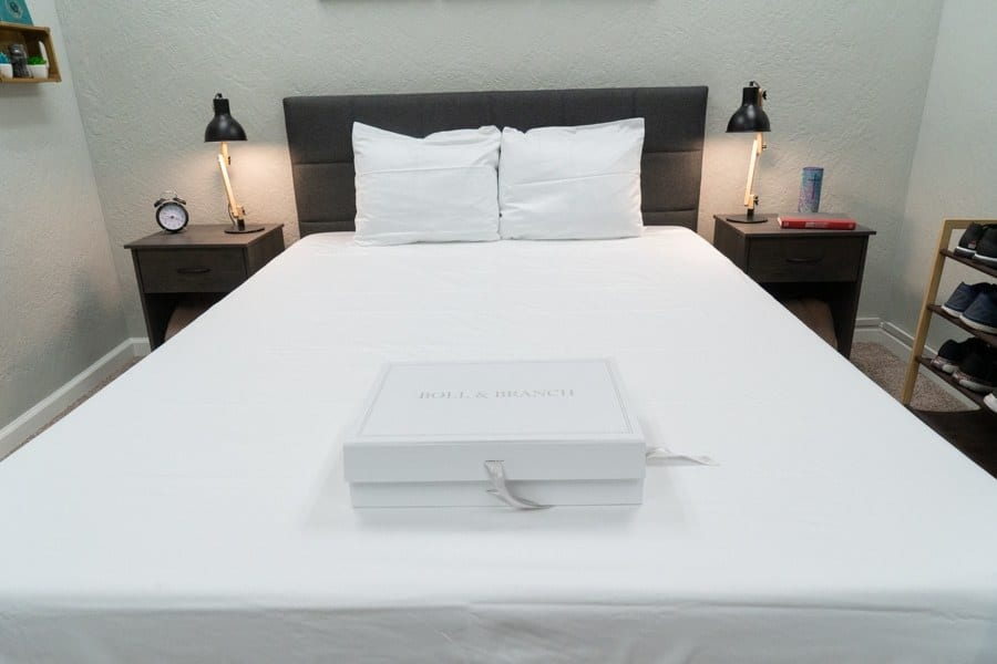 Boll Branch Luxury Bedding Sheets Overview