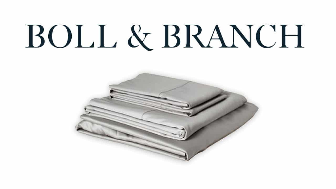 boll and branch sheets review coupon discount code