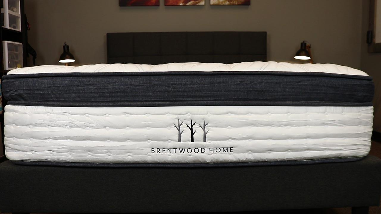 brentwood home oceano mattress review heavy people