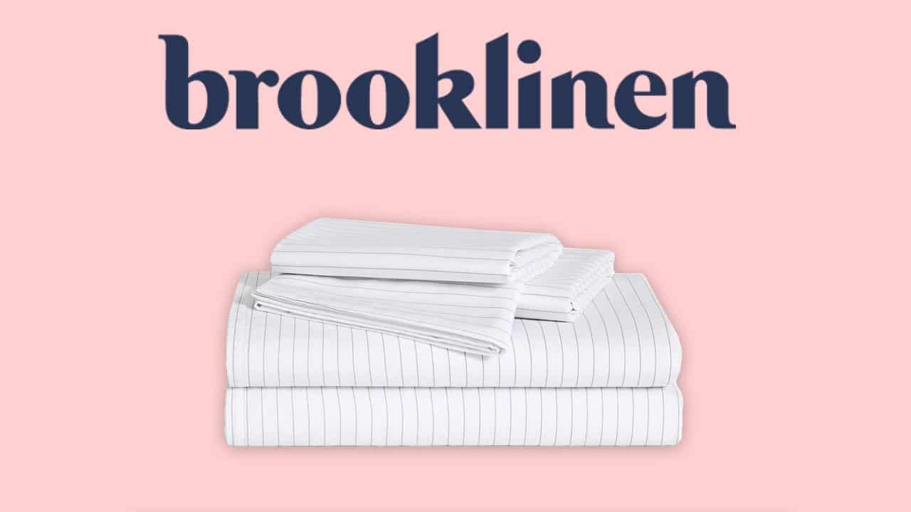 brooklinen reviews sheets online