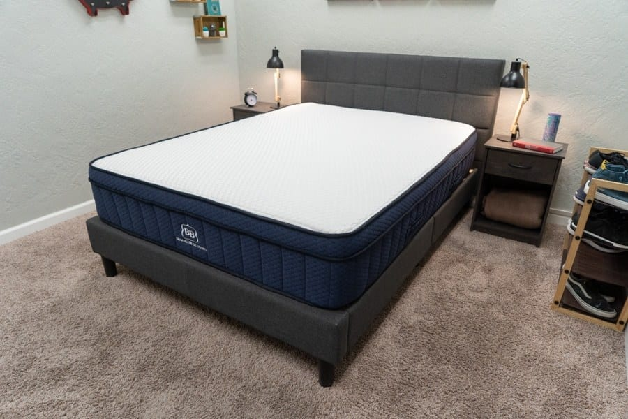 Brooklyn Bedding Aurora Eurotop Mattress Review