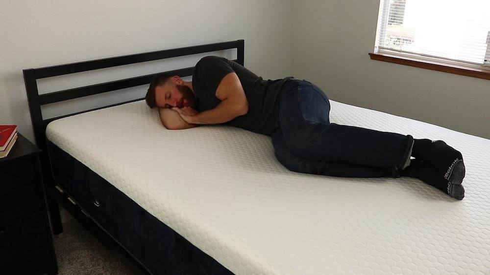 brooklyn bedding aurora mattress review side sleepers