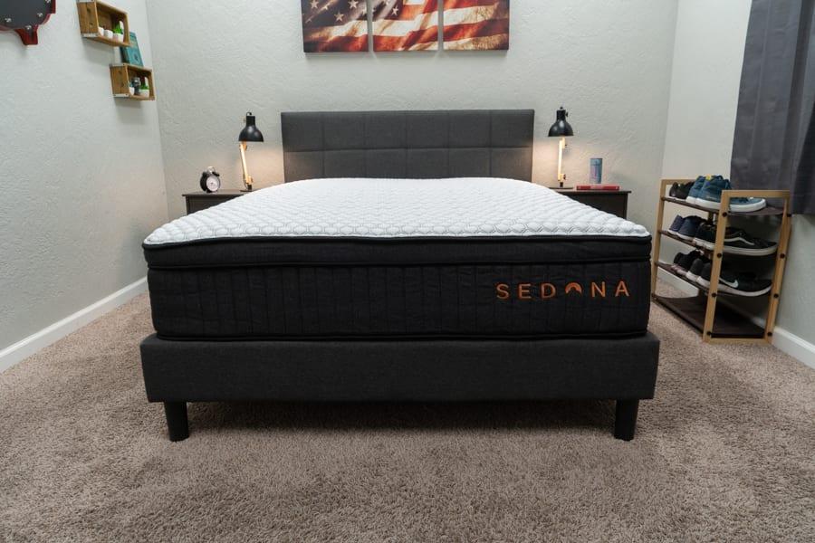 Brooklyn Bedding Sedona Hybrid Mattress Overview