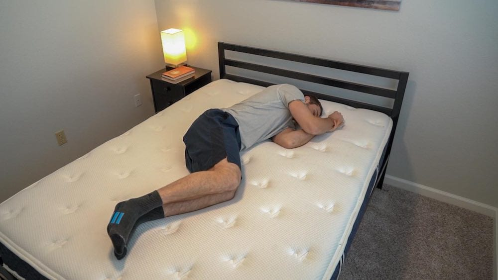 brooklyn bedding mattress review signature side sleepers