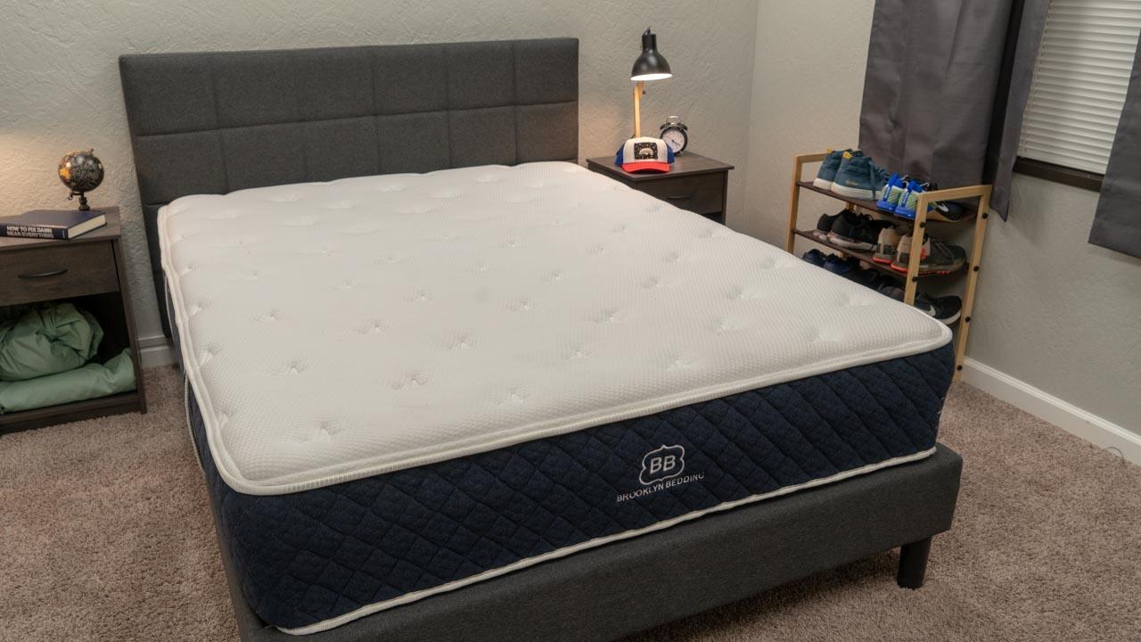 Brooklyn Signature mattress review hybrid bed