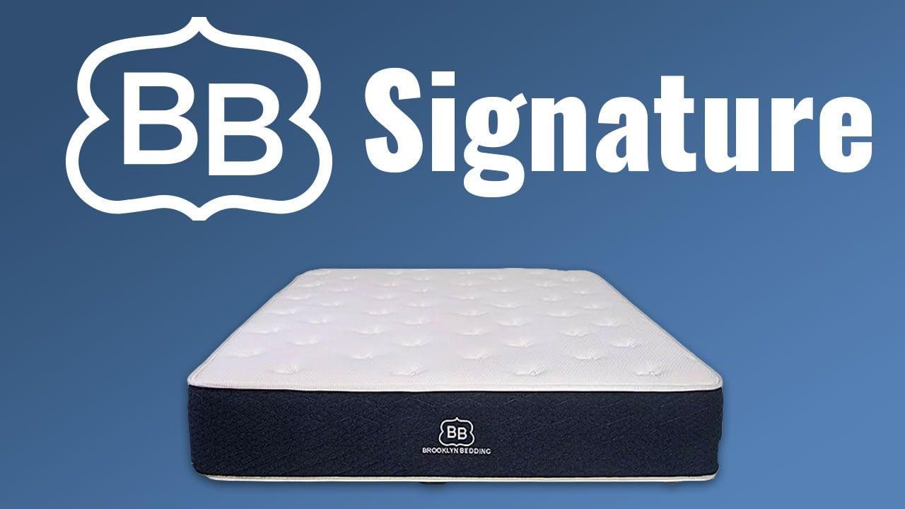 Brooklyn Bedding RV Signature