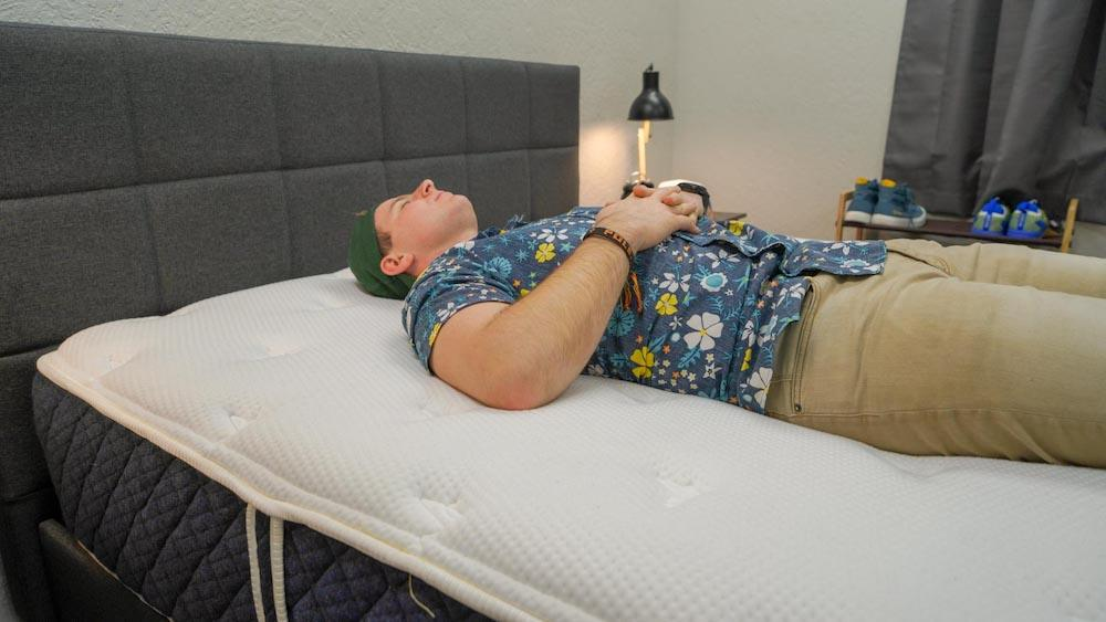 brooklyn bedding signature mattress review hybrid bed