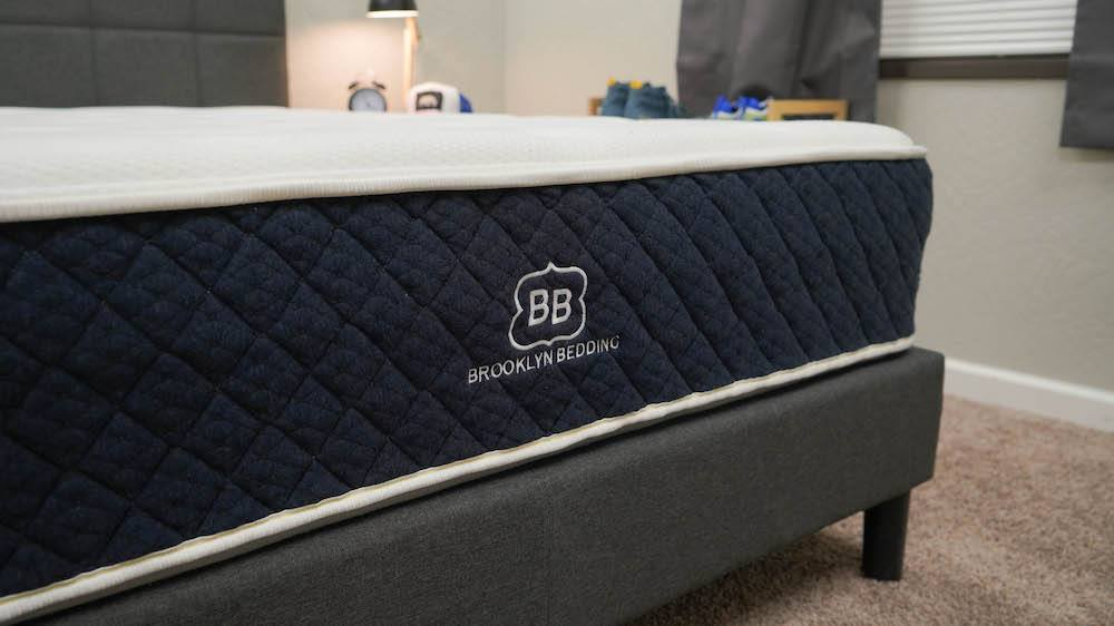 brooklyn bedding signature mattress review construction and design