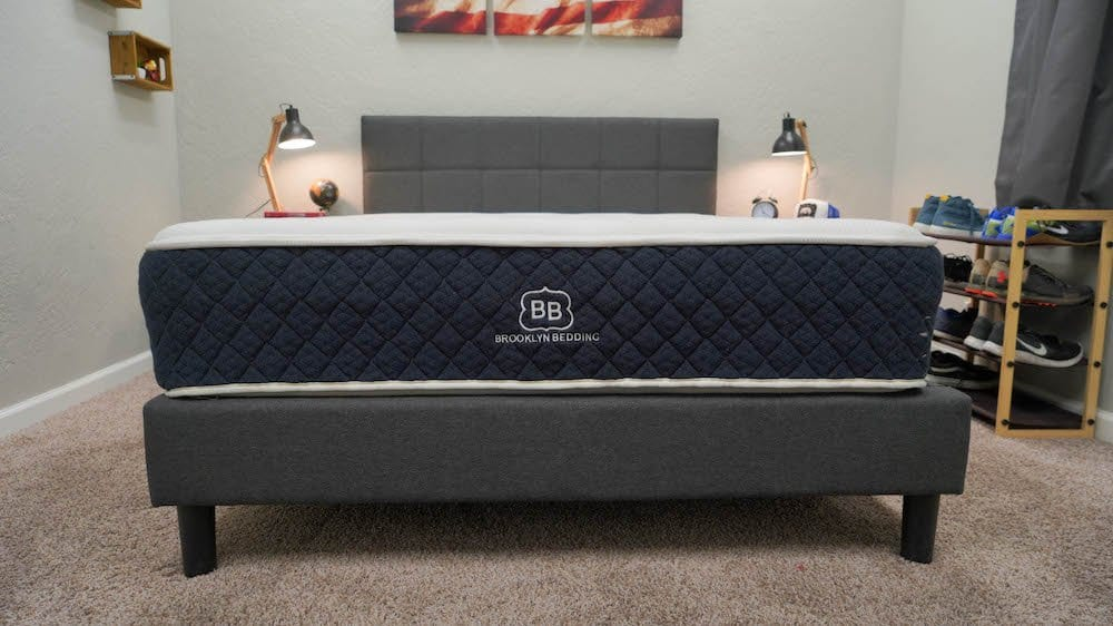 brooklyn bedding signature mattress review hybrid bed