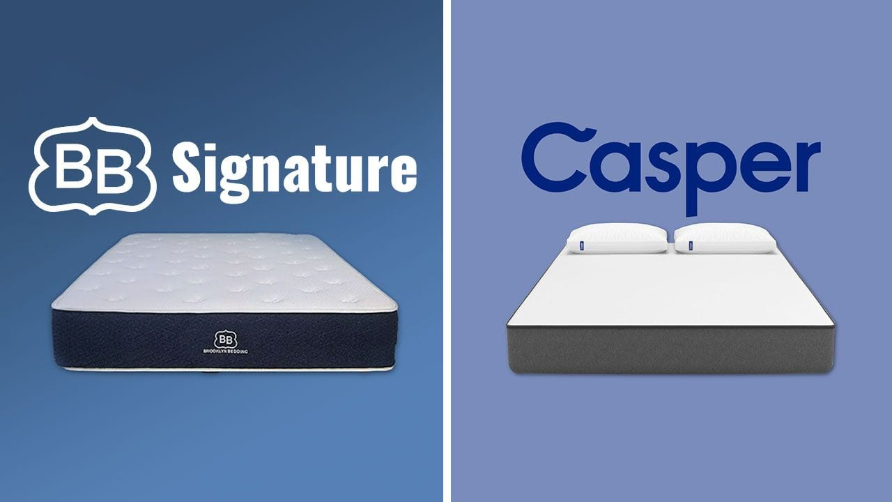 Brooklyn Bedding Vs Casper Mattress Full Review Guide