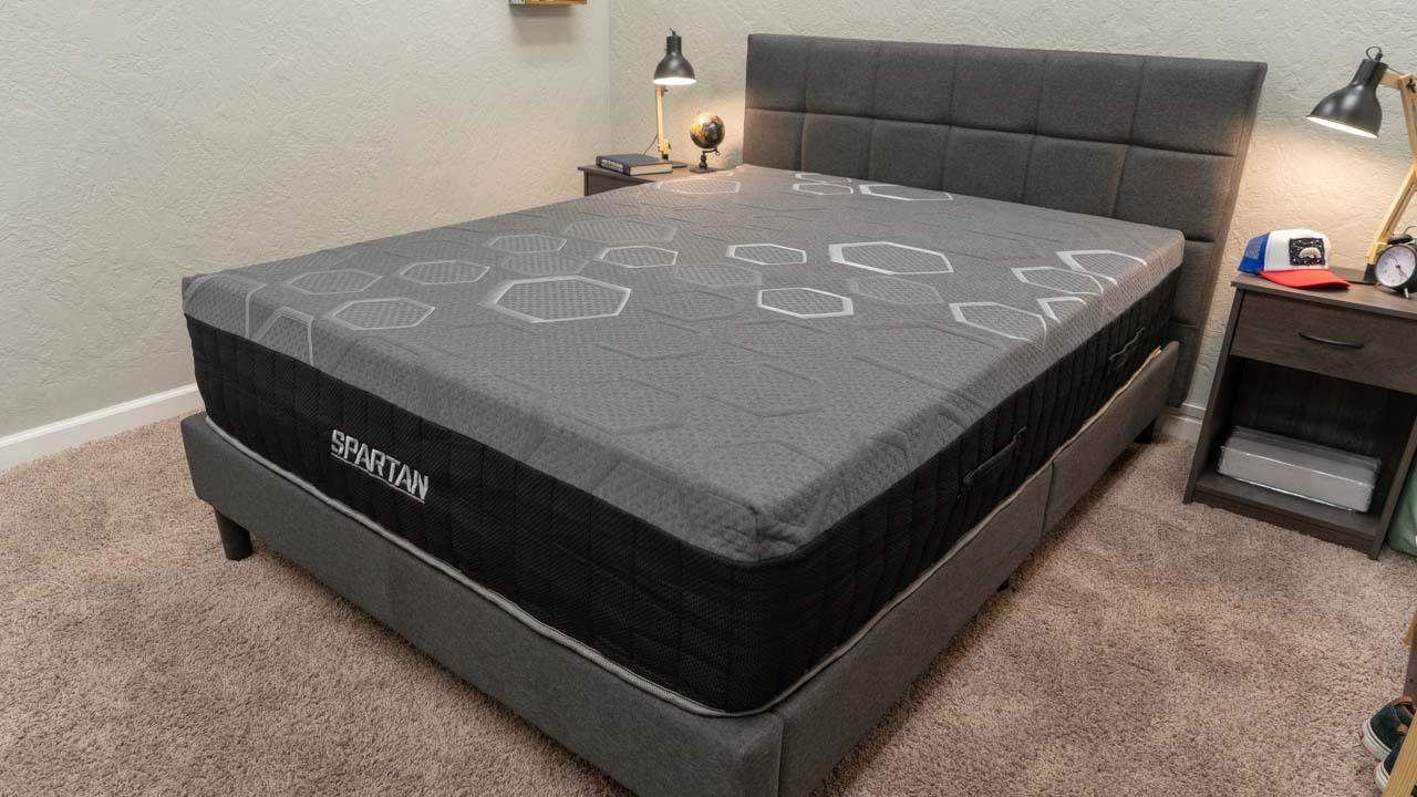 spartan mattress review brooklyn bedding for athletes
