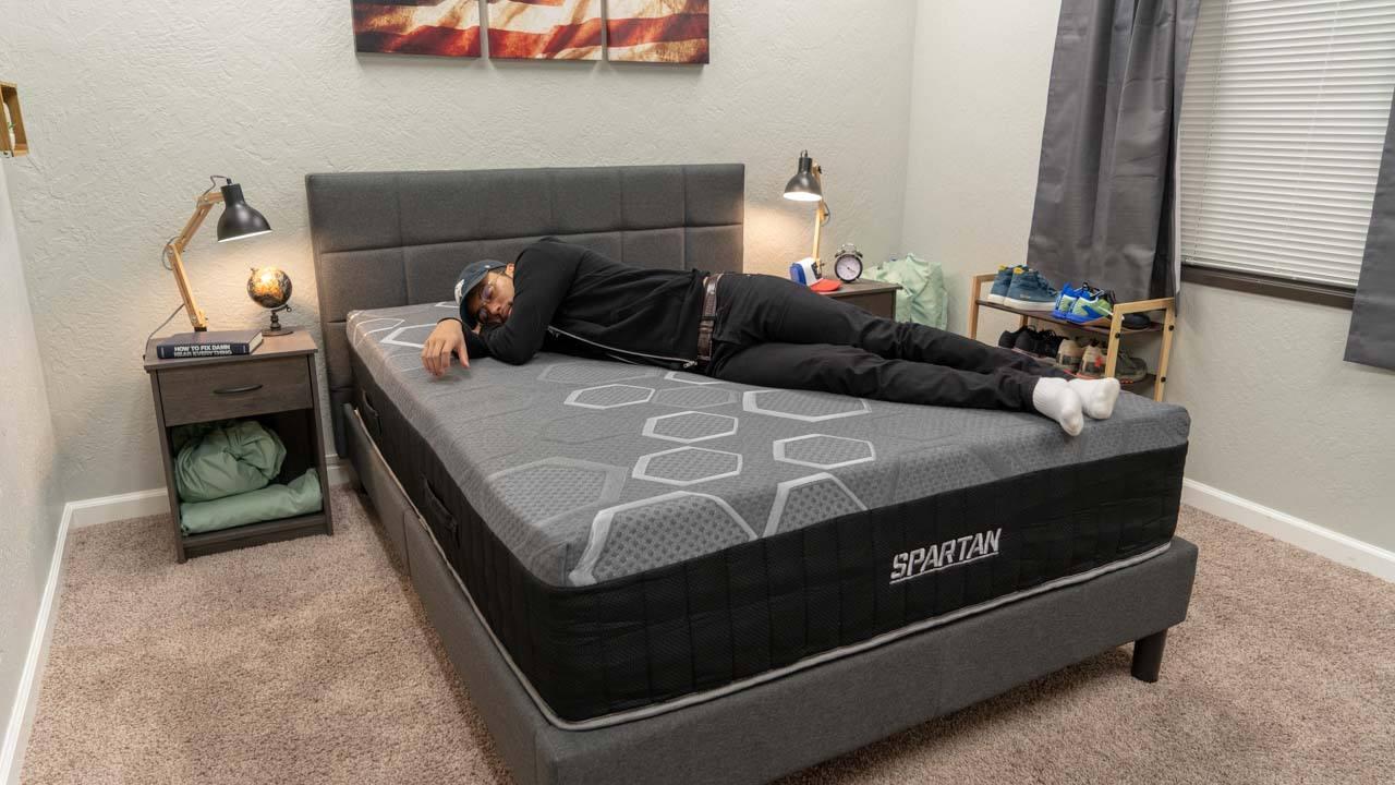 brooklyn bedding spartan mattress review