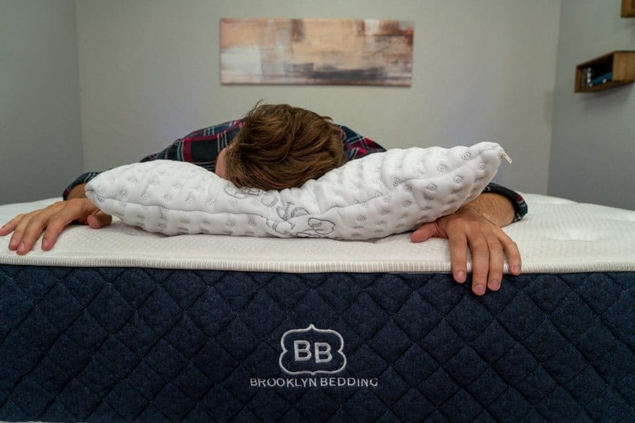 Brooklyn Bedding Talalay Late Pillow Review Stomach Sleeper