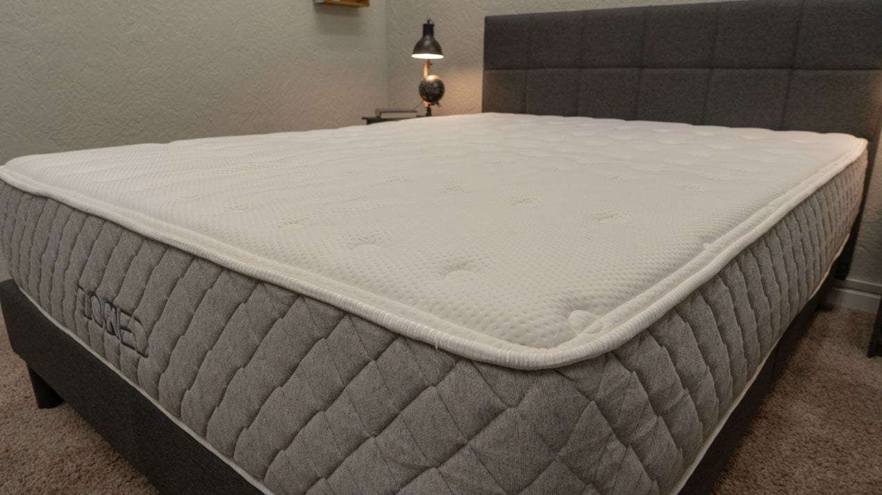 broolyn bedding zoned mattress cover