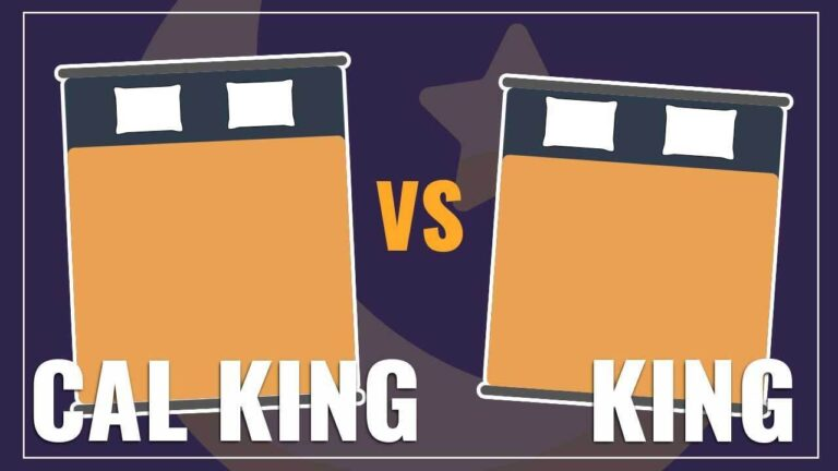 King vs California King