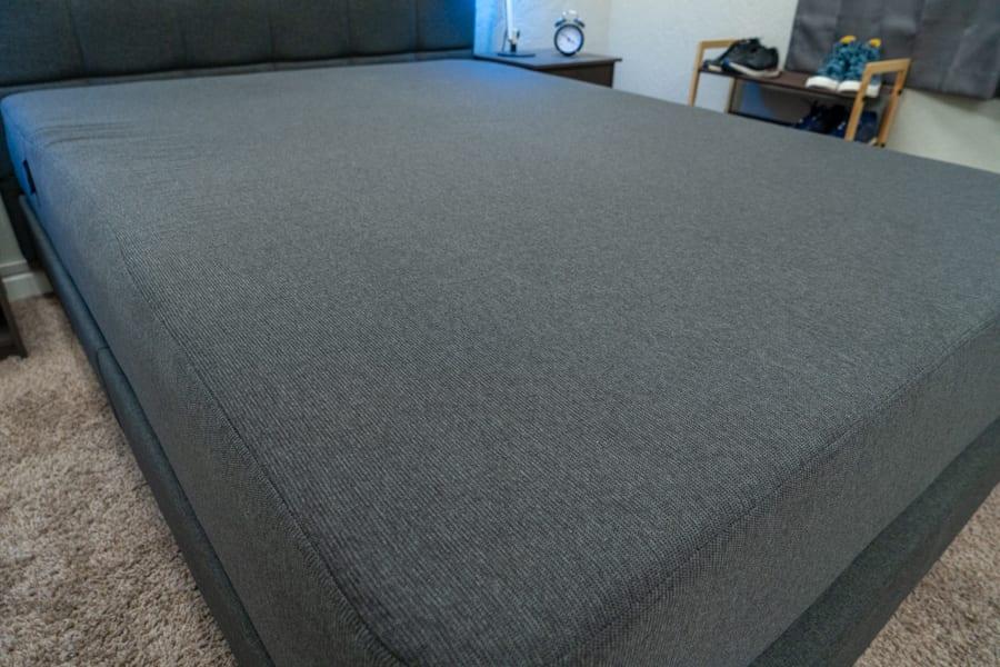 casper essential mattress charcoal cover