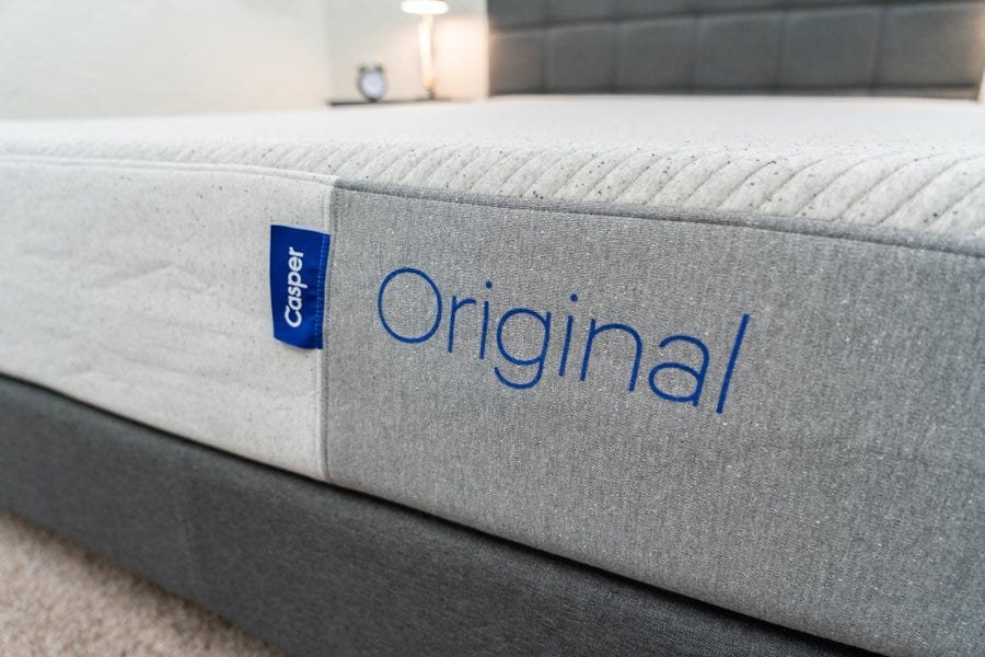 casper mattress review original