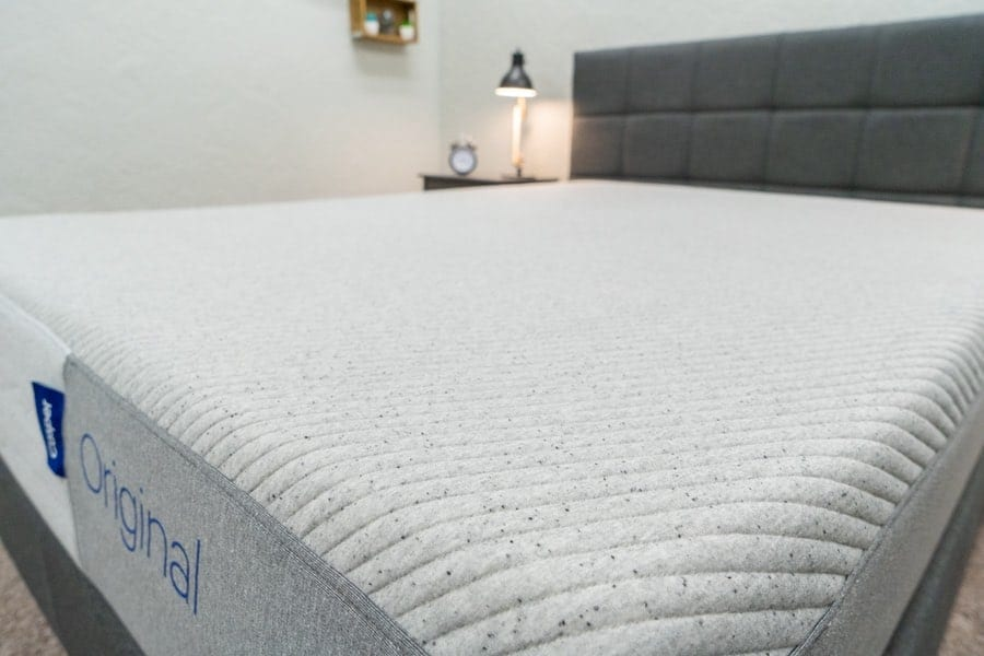 casper mattress review original cover
