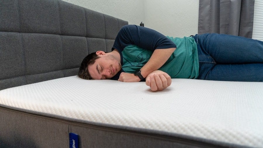 casper mattress review side sleepers