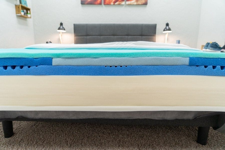 casper nova mattress review hybrid construction