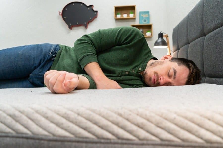 casper mattress review original side sleepers