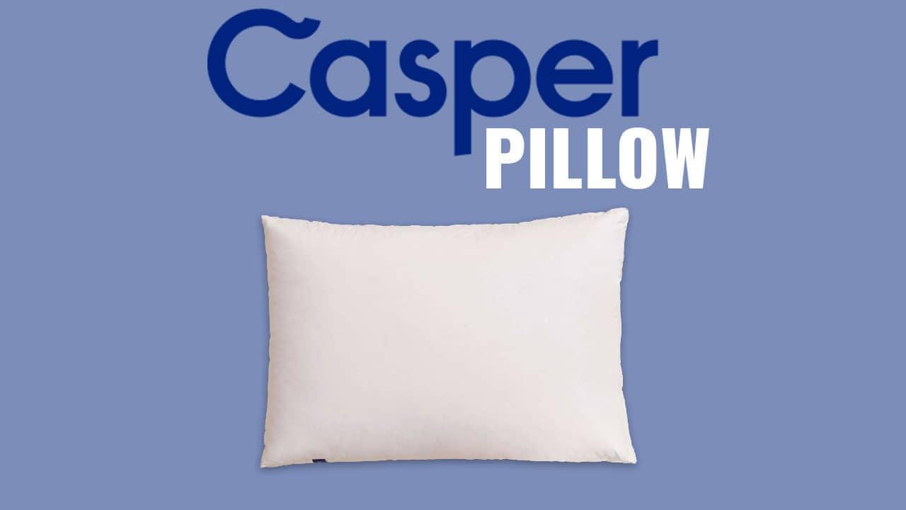 casper pillow review coupon code